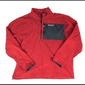 Timberland 1/4 Zip Fleece Pullover